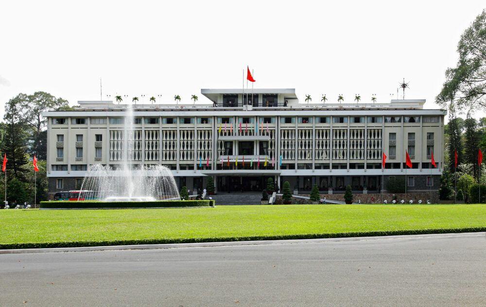 Palacio de la Reunificación, Vietnam