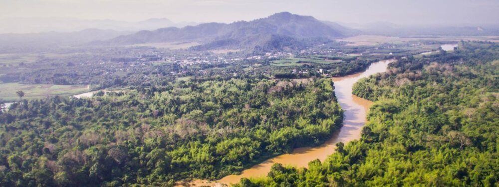 Parque nacional Cát Tien, Vietnam
