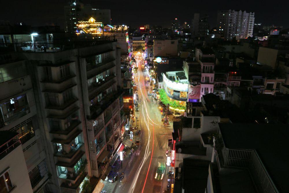 Pham Ngu Lao Street, Vietnam