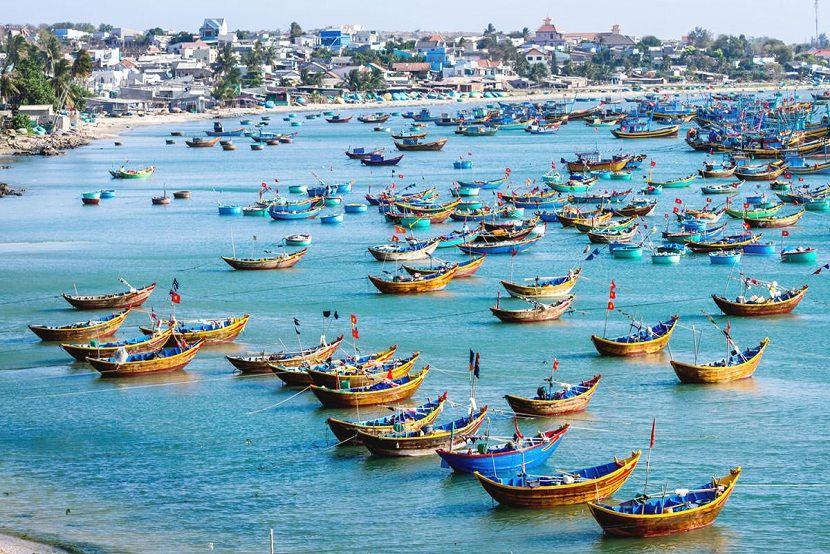 Phan Thiet en Vietnam