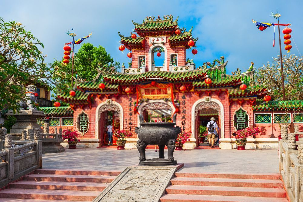 Phuoc Kien Assembly Hall, Vietnam