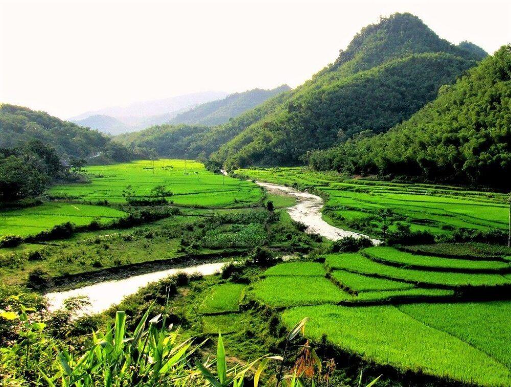 Pu Luông Nature Reserve, Vietnam