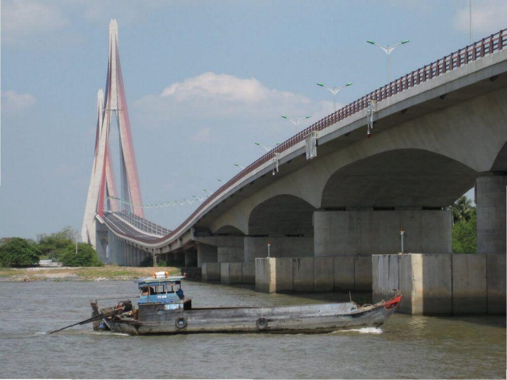 Puente de Can Thơ, Vietnam