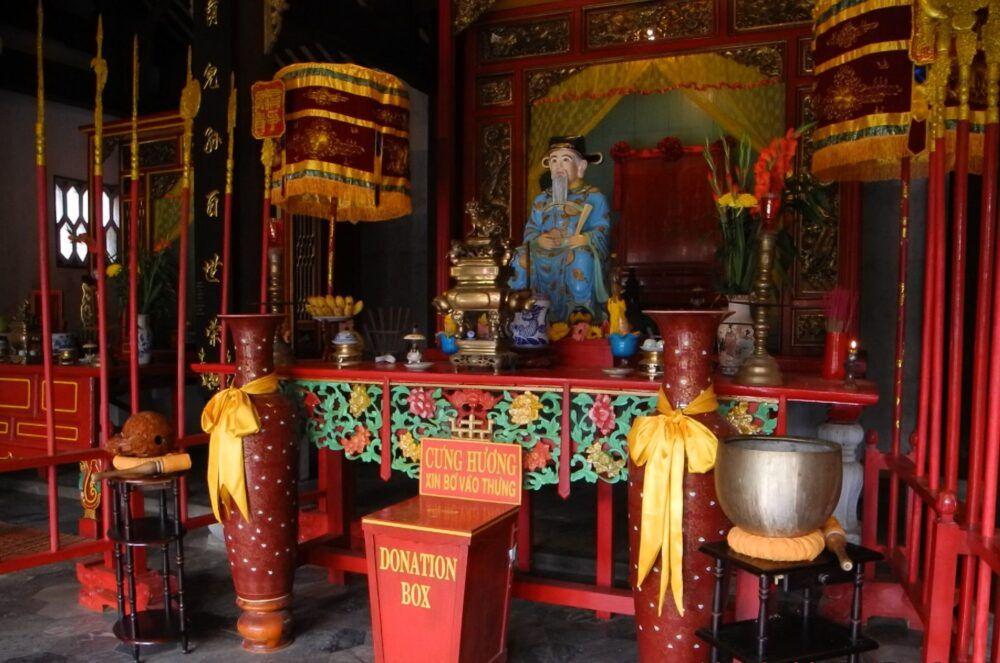 Quan Cong Temple, Vietnam