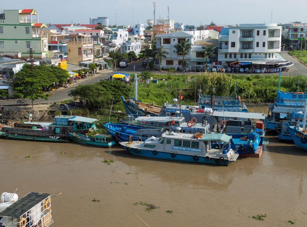Rach Gia en Vietnam
