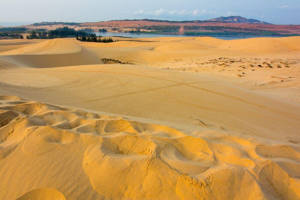 Red Sand Dunes 2, Vietnam