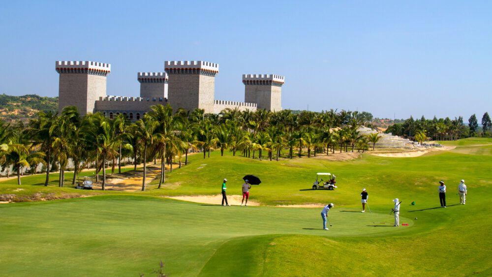 Sea Links Golf Country Club, Vietnam