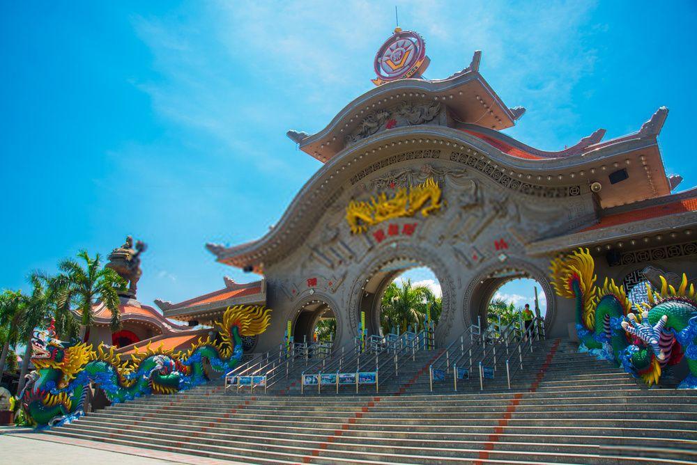 Suoi Tien Amusement Park, Vietnam