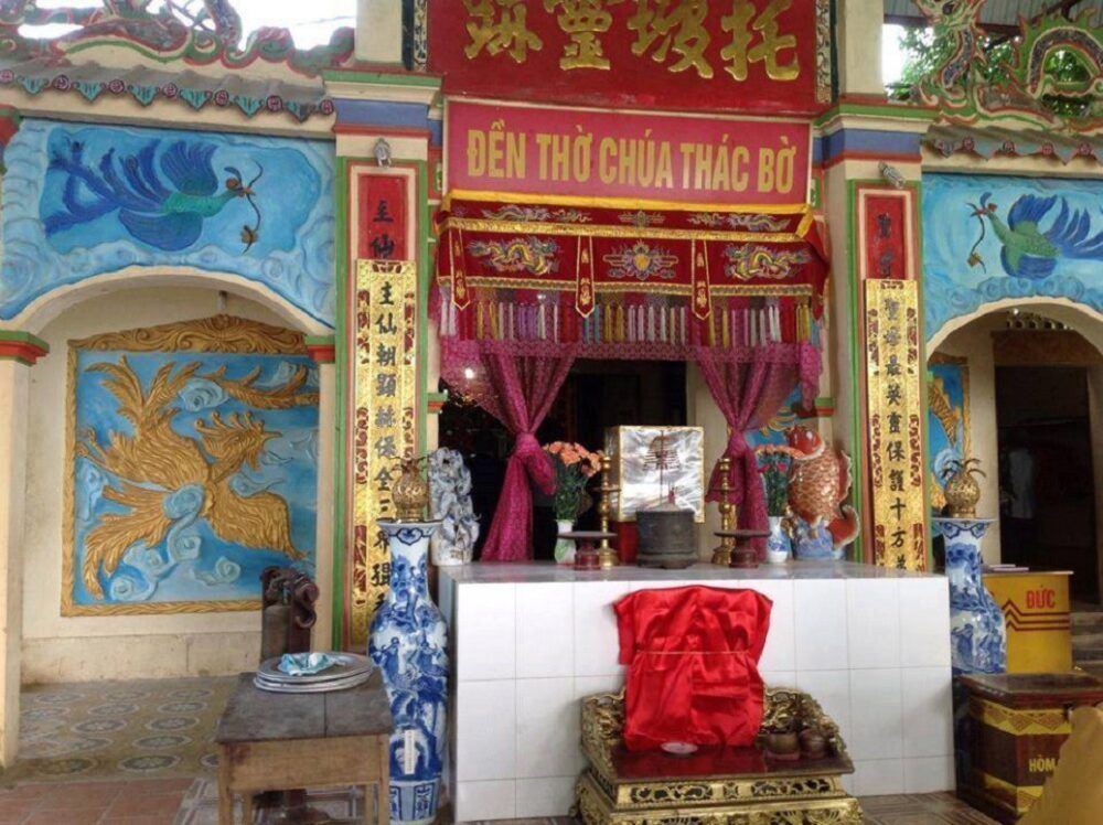 Thac Bo Temple of God, Vietnam