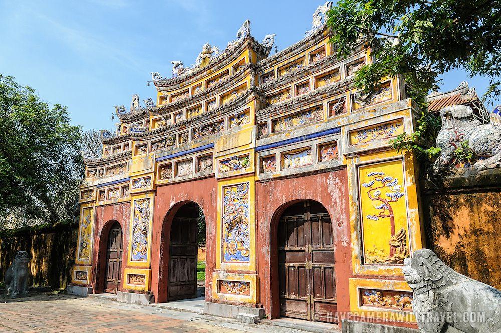 The Mieu, Vietnam