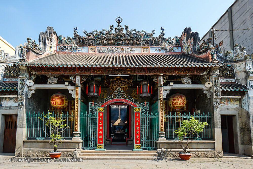 Thien Hau Temple, Vietnam