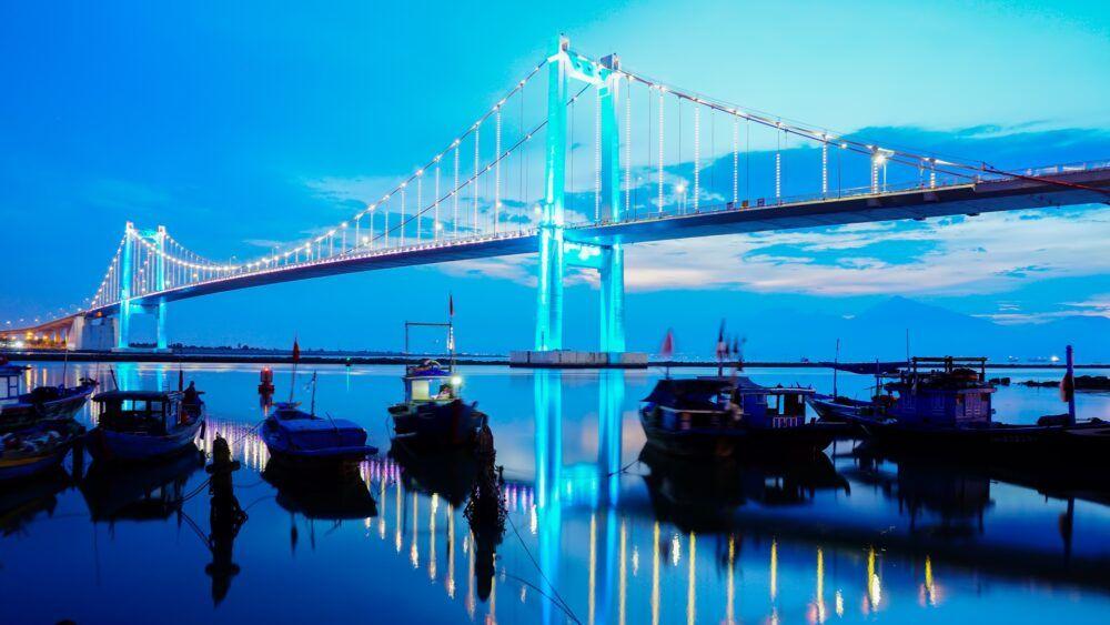 Thuan Phuớc Bridge, Vietnam