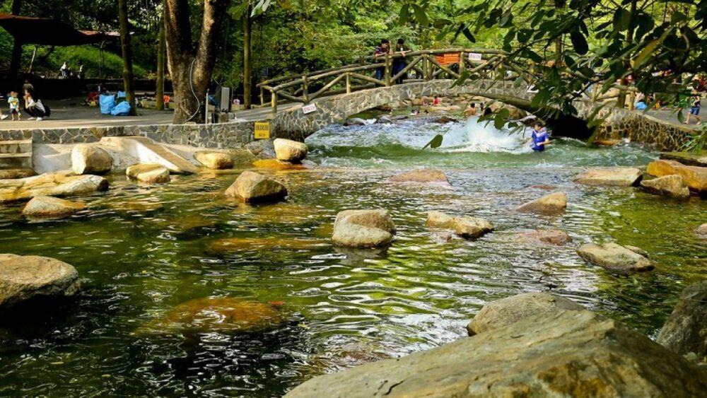 Thuy Chau Tourist Site, Vietnam