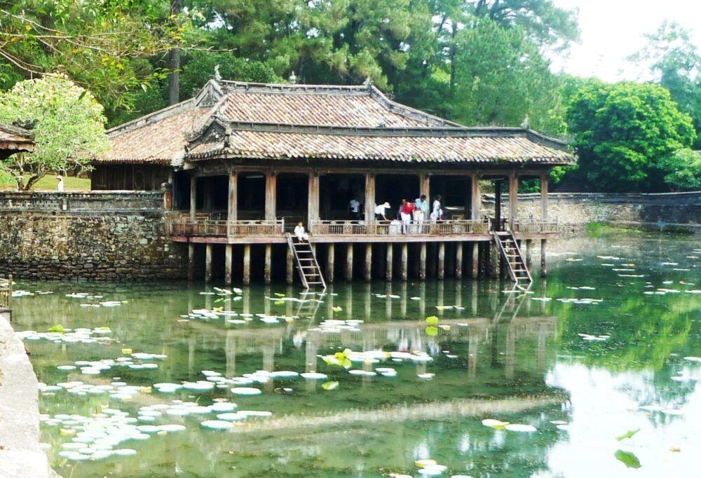Tomb of Tu Dức, Vietnam