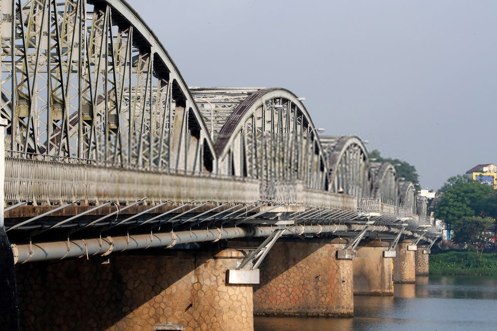 Trang Tien Bridge, Vietnam