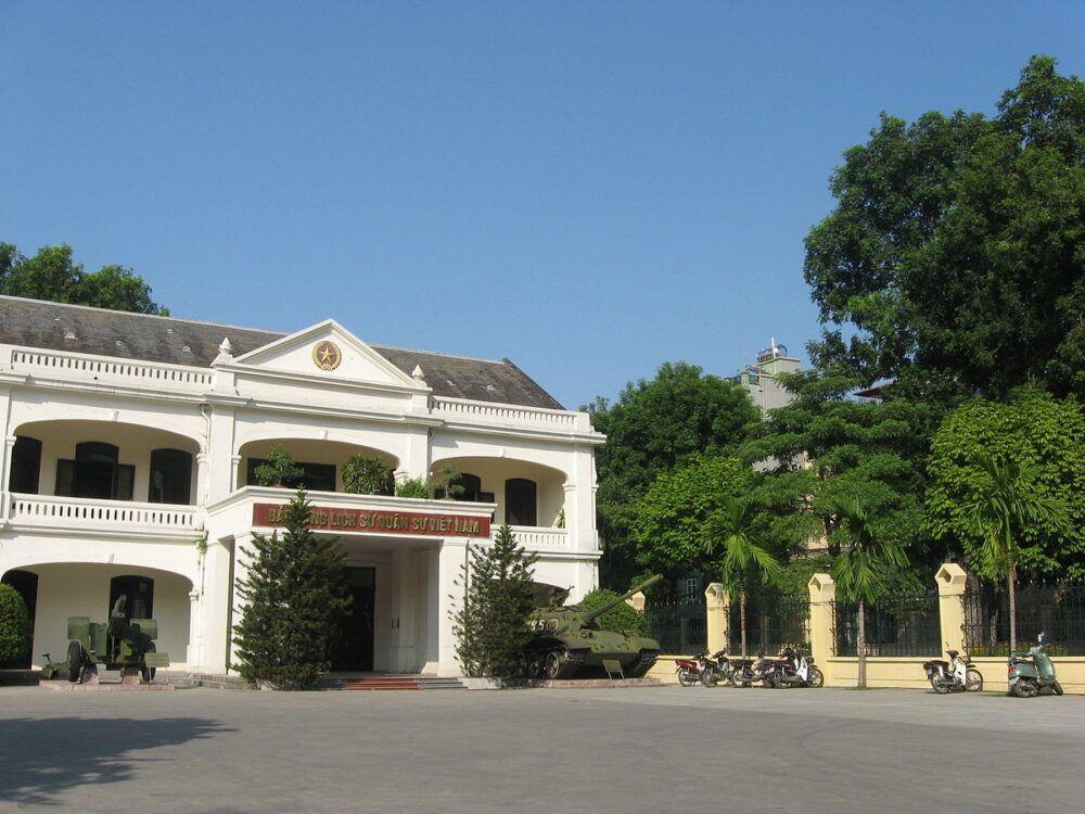 Vietnam Military History Museum, Vietnam