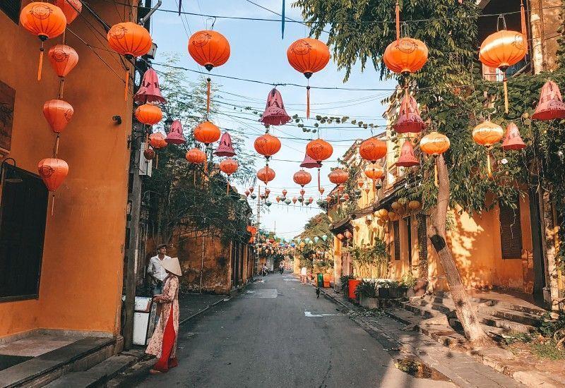 Alojamiento en Vietnam