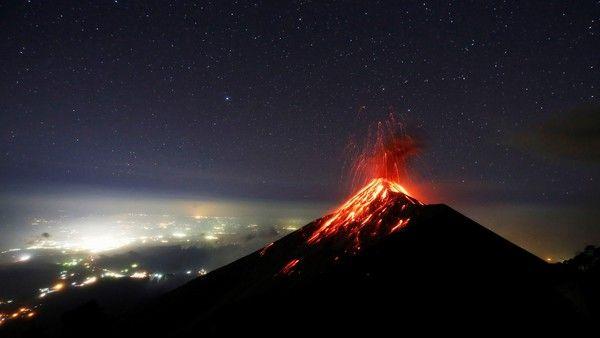 Volcán Vietnam