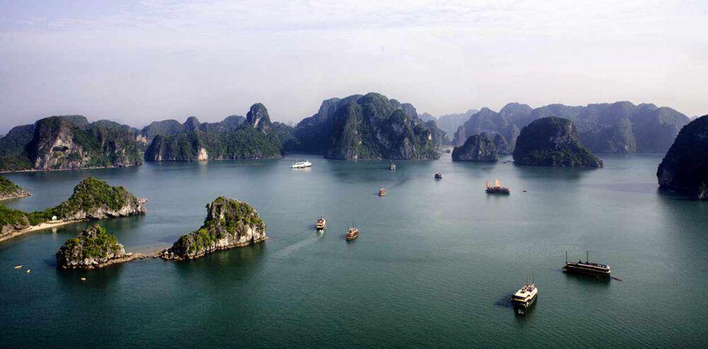 Actividades en Vietnam