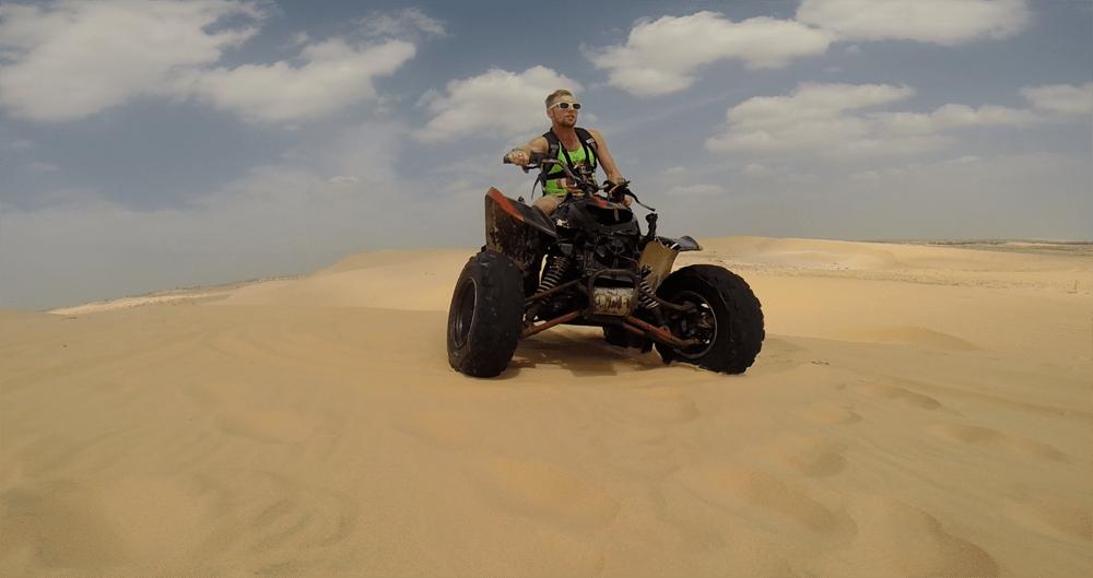 Alquiler de moto Vietnam