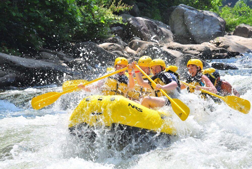 Rafting Vietnam